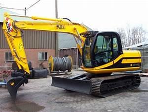 Jcb Service Manual  Free Jcb Js115 Js130 Js130lc Js145 Js160 Js180 Tracked Excavator Service