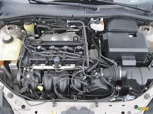2005 Ford Focus Zx4 Se Sedan 2 0 Liter Dohc 16