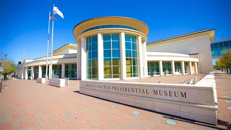 Abraham Lincoln Presidential Library And Museum Pictures
