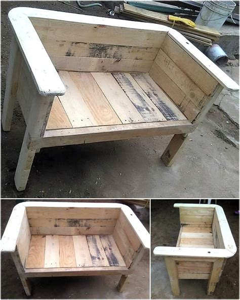 pallet wood furniture repurposing projects with reclaimed wooden pallets wood Reclaimed