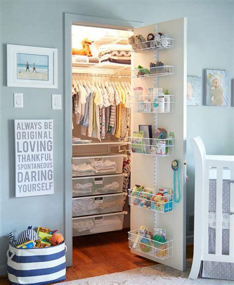 20 simple and practical nursery organization hacks home