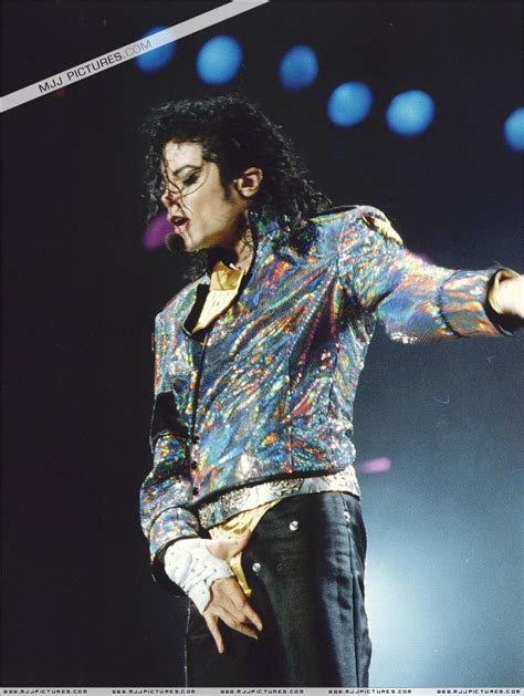 dangerous world   stage michael jackson photo