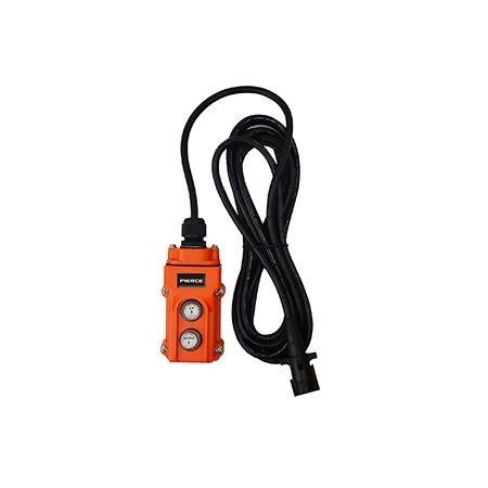 Winch Remote Button Vulcanized Plug