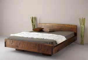 decke fã r sofa wood beds by ign design rustic knotty wood