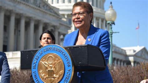 Rep. Bass Elected New Chairperson of Congressional Black ...