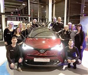 Compiegne Automobile : soir e gamme collection toyota compi gne gueudet automobile ~ Gottalentnigeria.com Avis de Voitures