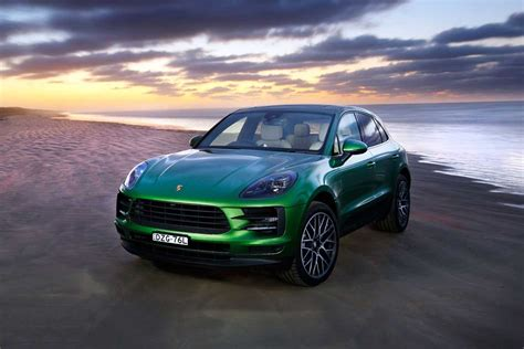 porsche macan pricing  specs revealed