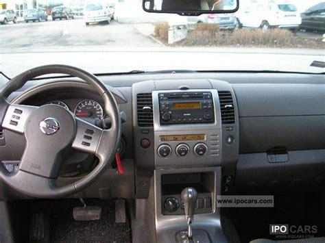 airbag deployment 2004 nissan pathfinder head up display 2007 nissan pathfinder 2 5 dci elegance car photo and specs