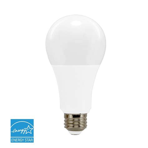euri lighting 100w equivalent soft white 3000k a21