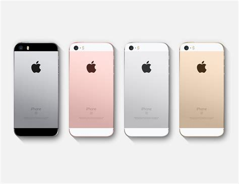 iphone se apple lanceert 4 inch iphone se vanaf begin april te koop