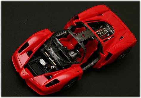 1/24 tamiya enzo ferrari red. 1/24 Tamiya Enzo Ferrari - Car Forums and Automotive Chat