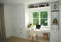 built in desk Built In Desk Ideas for Your Own Workspace in Home
