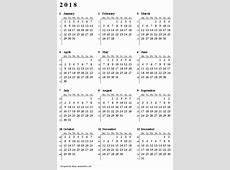 Free Printable Calendars and Planners 2019, 2020 and 2021