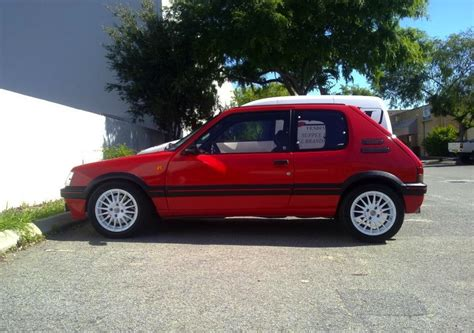 Peugeot 205 T16 For Sale by For Sale Peugeot 205 Gti With T16 Engine Only One In