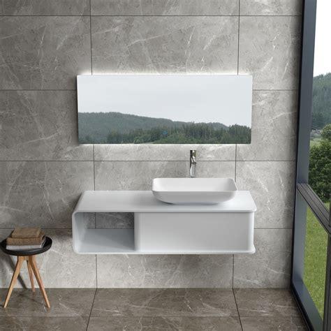 Fliesen In Holzoptik Qualitätsunterschiede by Waschtisch Vp7 Waschtische Mineralguss Badausstattung