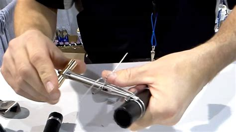 clamptite hose clamp tool youtube