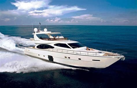 Foreplay Yacht Charter Details, Ferretti 761
