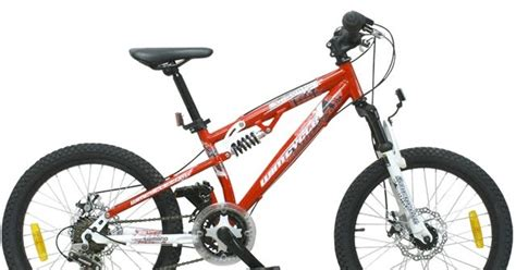 Sepeda Gunung Wimcycle X-scream Dx 20 Inci