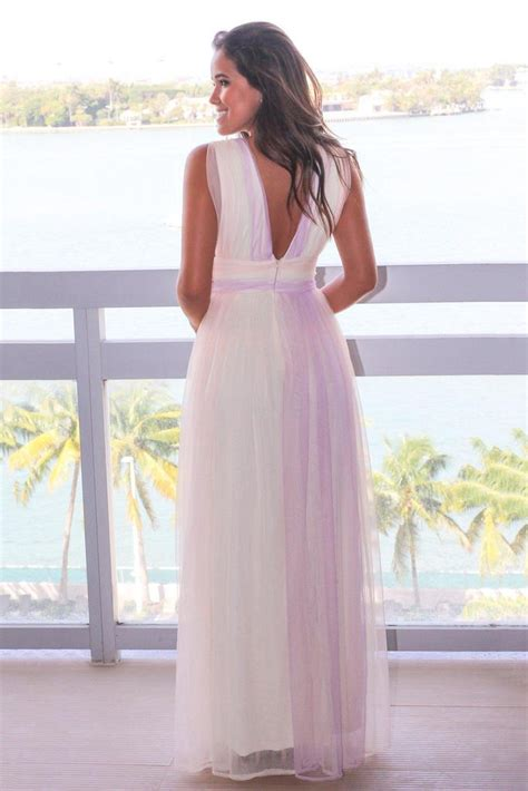 pastel tulle maxi dress maxi dresses saved by the dress