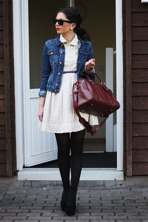 Style Guide How to wear denim jacket this spring? - Fab Fashion Fix