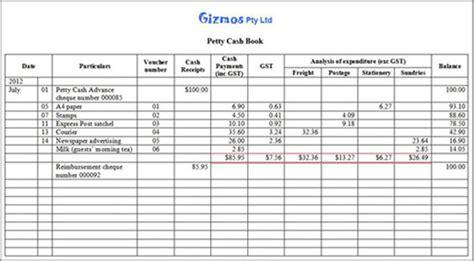 cashbook template nz petty cash book thinglink