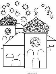Orientalische Muster Zum Ausdrucken : orientalische stadt weihnachtsmalvorlagen basteln ~ A.2002-acura-tl-radio.info Haus und Dekorationen
