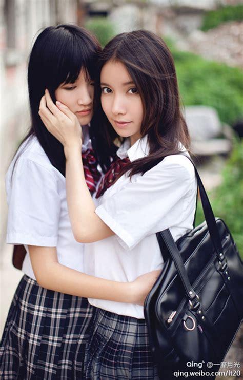 Lesbian schoolgirls quiet japanese teen yuri lets white guy teens suck