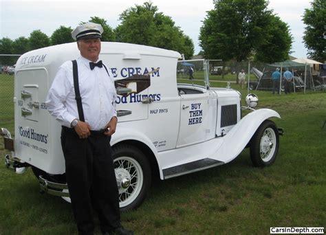 remembering  good humor truck  truth  cars