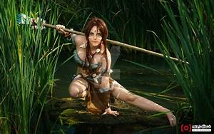 Classic Nidalee Cosplay by miss-tauriel on DeviantArt