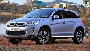 Citroen C4 Aircross Reviews