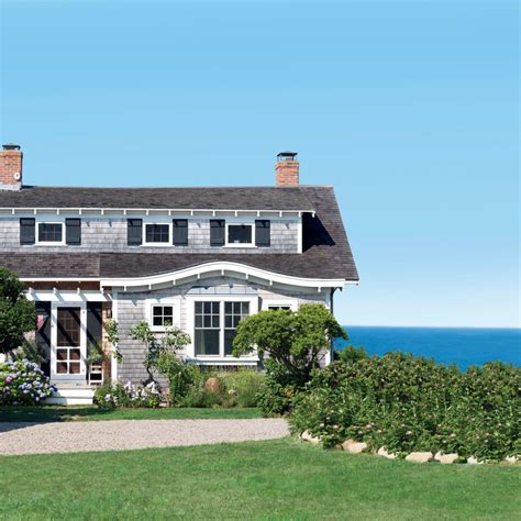 Cape Cod Fassade by Cape Cod Cottage Facade Cape Cod Cottage Coastal Living