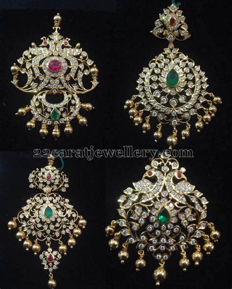 Design Diamonds by Closed Setting Pendants Jewellery Designs