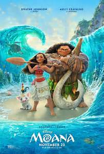 First look at the official poster for Disney's Moana