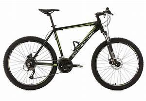 Mountainbike Auf Rechnung : ks cycling hardtail mountainbike 26 zoll schwarz 27 ~ Themetempest.com Abrechnung