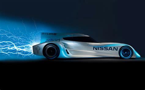 Nissan Zeod Rc Le Mans Prototype 2018 Wallpaper Hd Car
