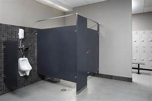 Commercial bathroom stalls come in precut quick ship or for How big is a bathroom stall