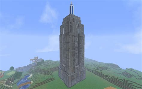 empire state building creation