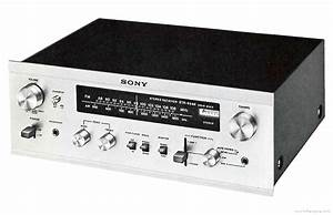 Sony Str Fm Stereo Receiver Manual