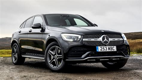 Based on thousands of real life. 2019 Mercedes-Benz GLC-Class Coupe AMG Line (UK ...