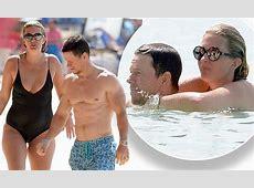 Mark Wahlberg and wife Rhea Durham enjoy Barbados Daily