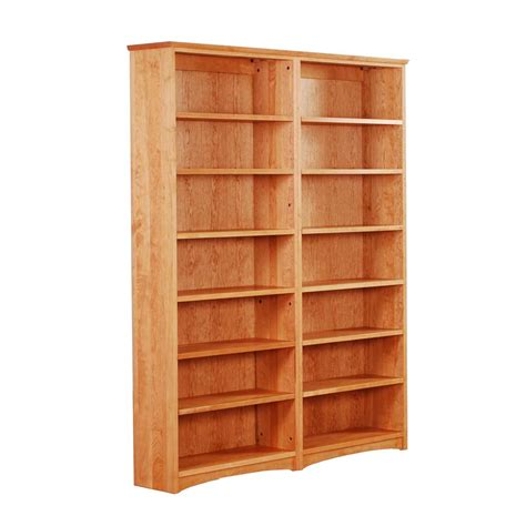 solid wood bookcases furniture wood bookcase