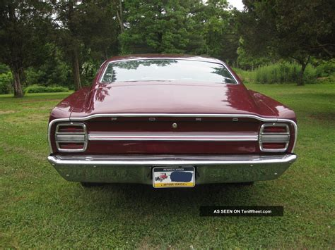 68 Ford Fairlane Fastback by 1968 Ford Fairlane Fastback Pictures