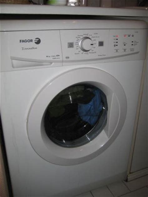 lave linge fagor turbo time innovation frontal electrom 233 nager maison magny en vexin 95420