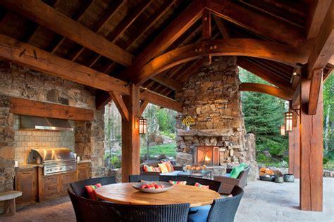 kitchen spiration  outdoor kitchens