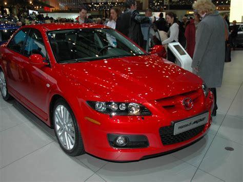 Mazda 6 2006 Red Image 366