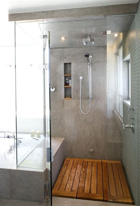 stylish ways   concrete   bathroom digsdigs