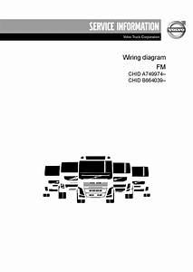 Volvo Truck Fm Pc04 July 2013 Wiring Diagram Pdf Download