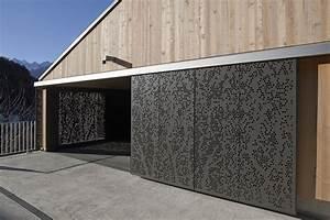 Fassade Mit Blech Verkleiden : licht und schatten tradition und moderne bruag ag ~ Watch28wear.com Haus und Dekorationen