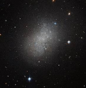 Hubble Views Dwarf Galaxy NGC 5264