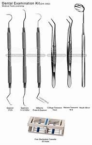 Dental Examination Kit Dental Instruments Medical Tools Shop